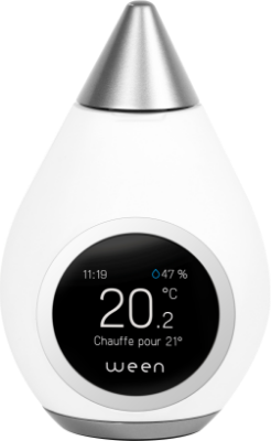 "<span class=""display-block--m"">Le thermostat</span> intelligent"